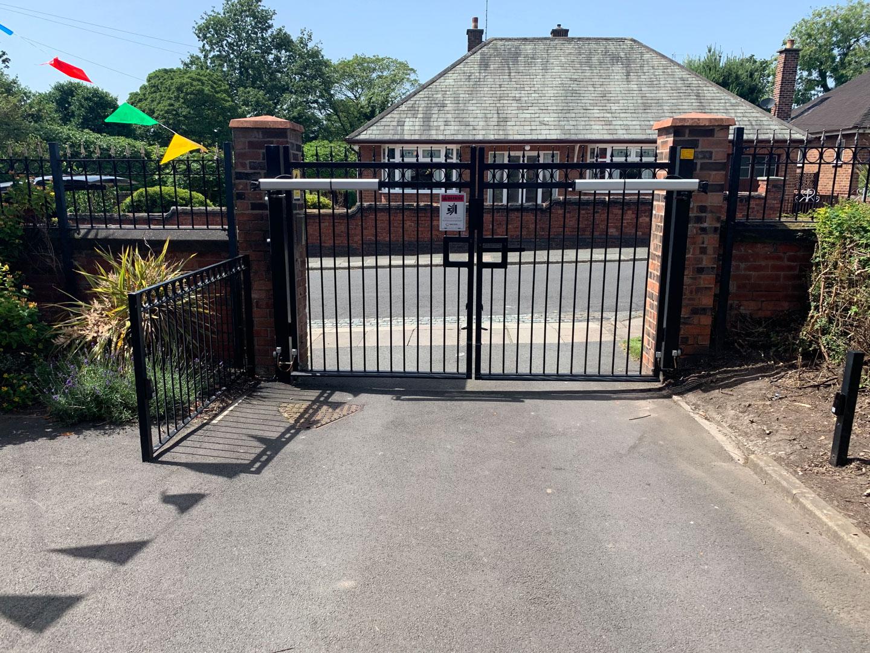 Abbeyford Children's Home Gate Service (June 19)
