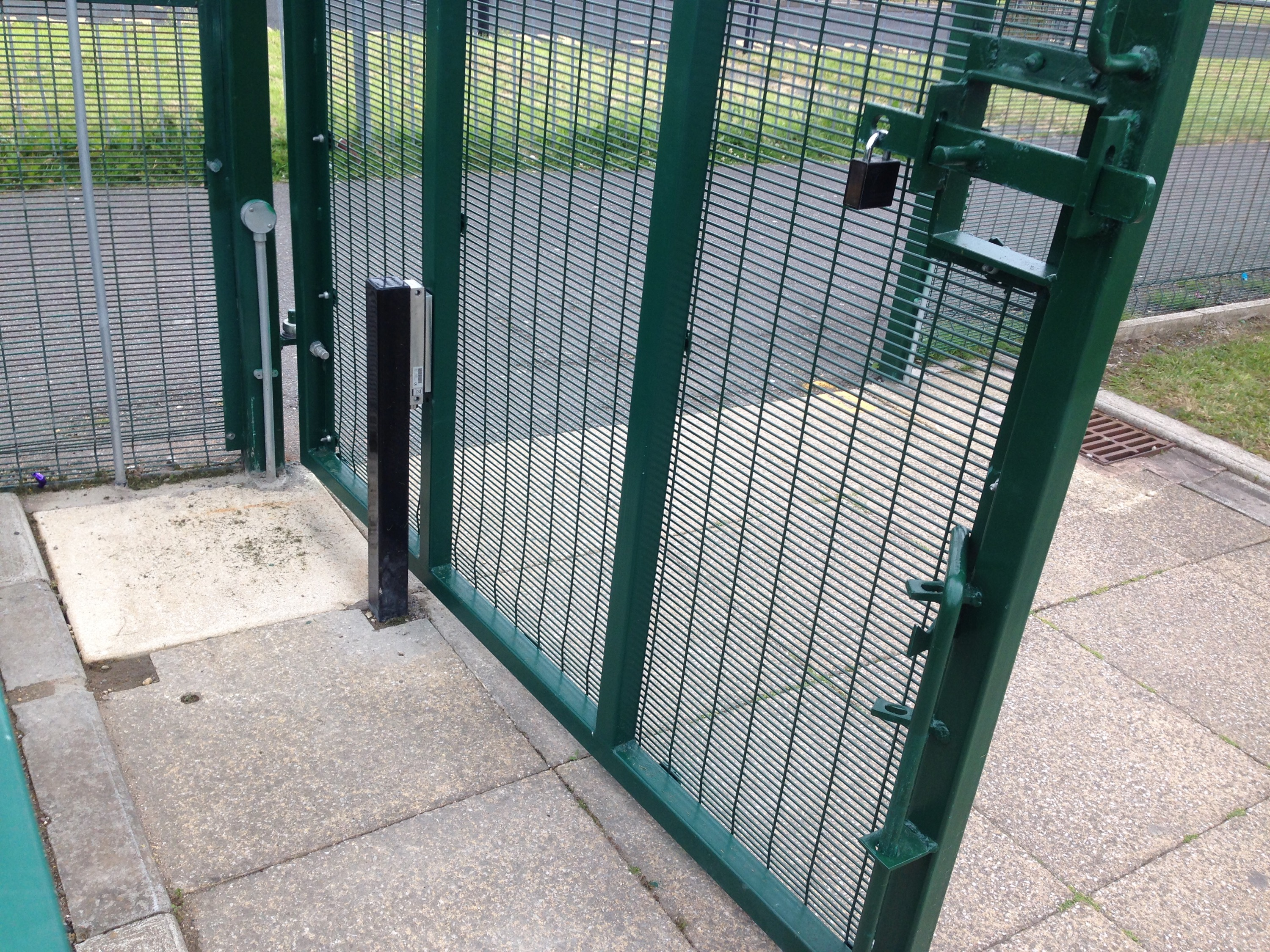 Blueberry Primary School – FAAC Auto Gates