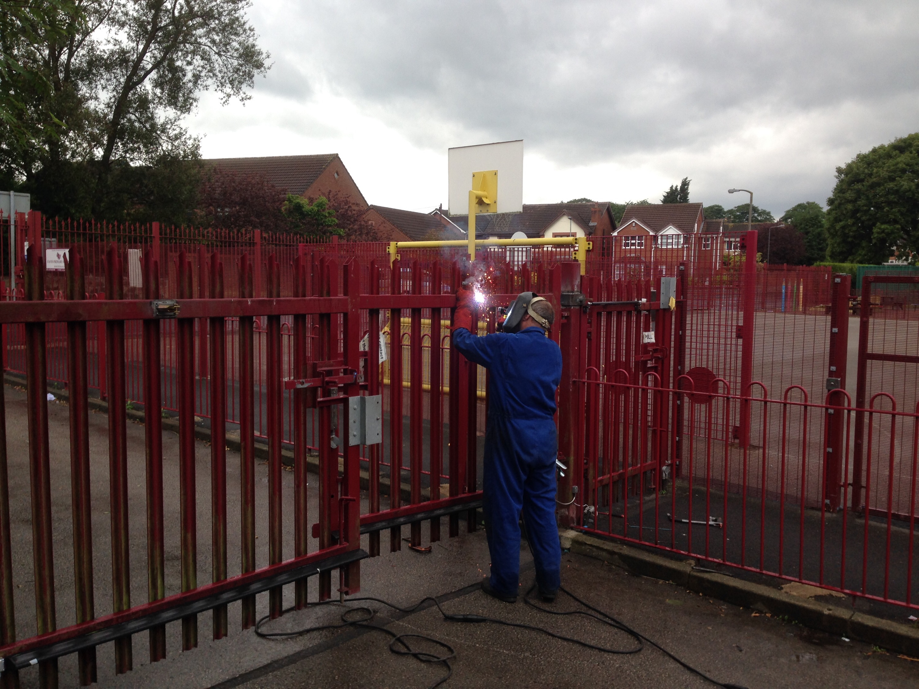 Eaves Lane Primary School – FAAC Auto Gates