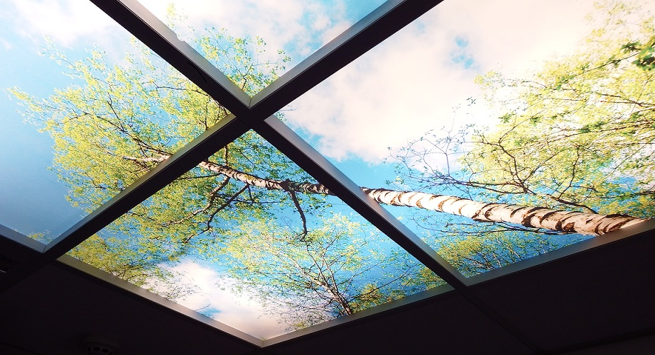 Skylight Feature Ceiling By Mere UK