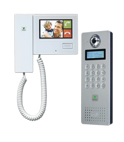 Net2 Entry and Integrated Intercom